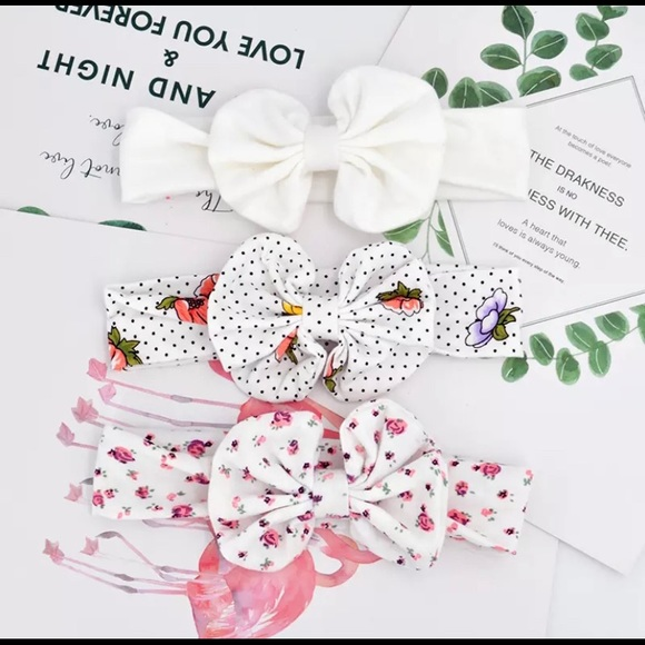 Other - Baby girl Bows